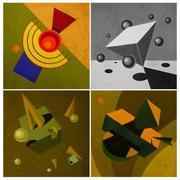 Курсы «Формальная композиция и цветоведение»
